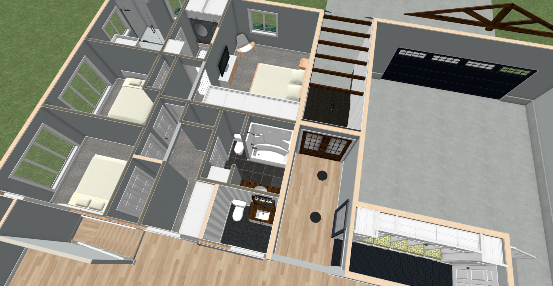 Floor Plan and Design