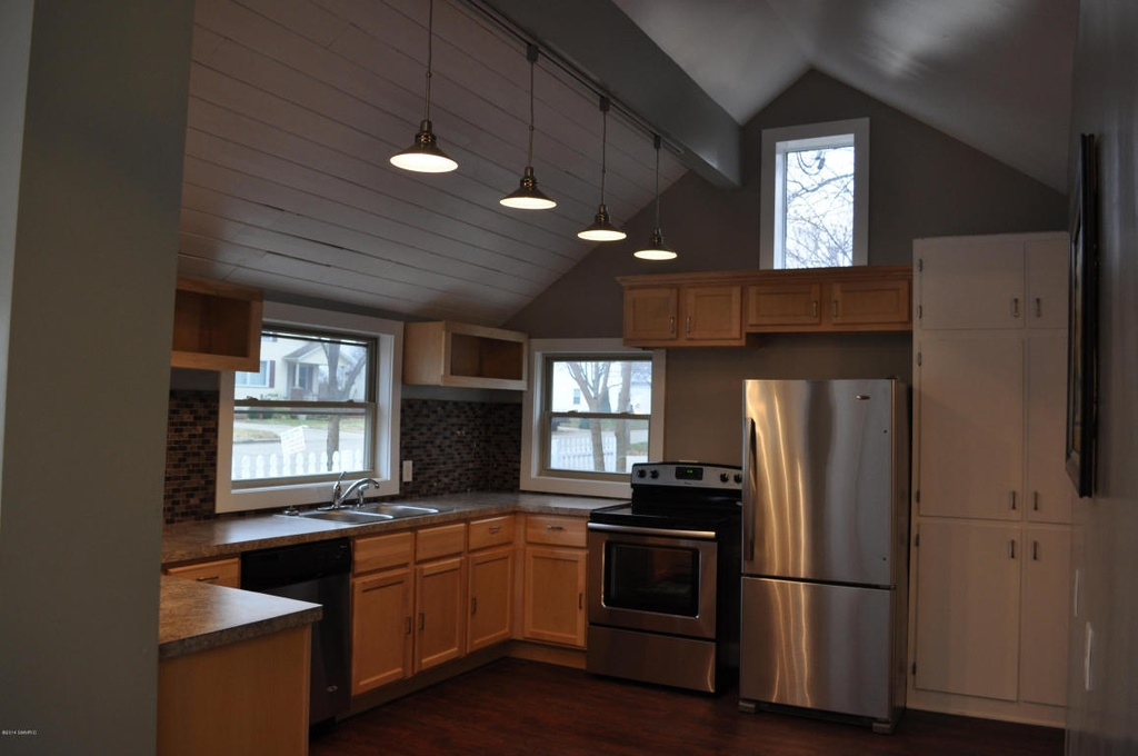 Spring Lake Kitchen Remodel