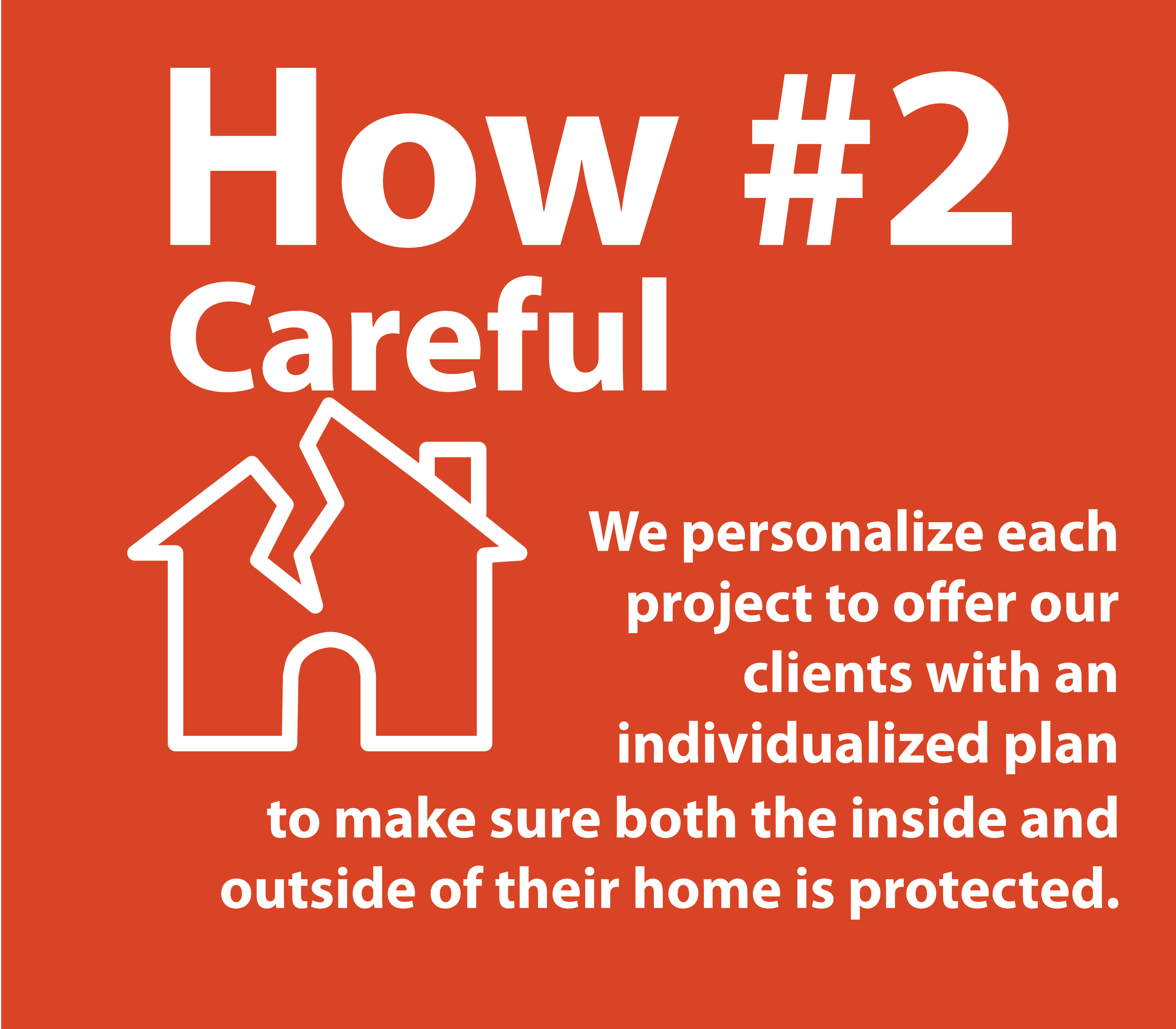 How - We Care for your Home