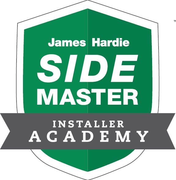 James Hardie Certified Installer
