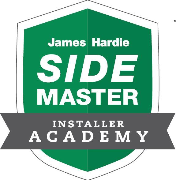 James Hardie Certified Installer